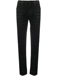 Saint Laurent Straight Leg Jeans 60