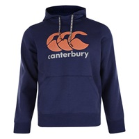 Canterbury Of New Zealand Core Over The Head Hoodie Blue