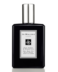 Jo Malone London Dark Amber And Ginger Lily Oil 100Ml