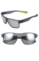 Nike 'Mavrk' 59Mm Sunglasses Crystal Dark Grey Black