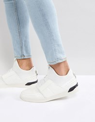 Call It Spring Ocewien Trainers In White