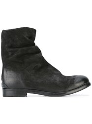 The Last Conspiracy 'Manonmat' Boots Black