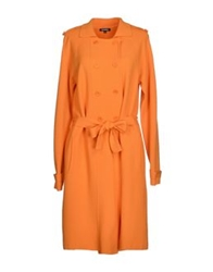 Dirk Bikkembergs Cardigans Orange