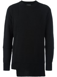 Diesel Black Gold 'Kratte' Jumper Black