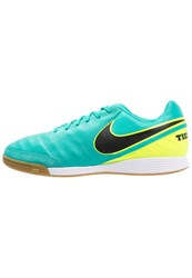 Nike Performance Tiempo Mystic V Ic Indoor Football Boots Clear Jade Black Volt Light Green