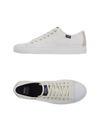 Wesc Footwear Low Tops And Trainers Men Ivory