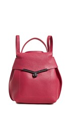 Botkier Valentina Mini Wrap Backpack Party Pink
