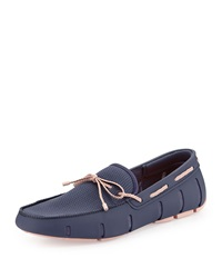Bow Tie Water Resistant Loafer Shadow Blue Swims