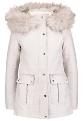 Miss Selfridge Parka Grey