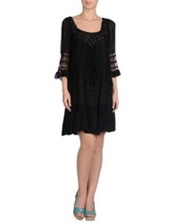 Twin Set Simona Barbieri Cover Ups Black