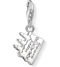 Thomas Sabo Charm Club Silver Birthday Cake Charm