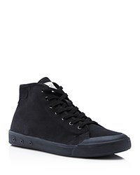 Rag And Bone Rag And Bone Standard Issue High Top Sneakers Black