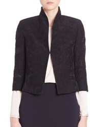 Pauw Lace Jacquard Jacket Black
