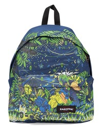 Eastpak Blue 24L Olympic Special Ltd Edition Padded Pak'r Backpack