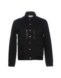 Umit Benan Denim Outerwear Black