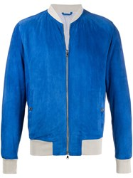 Barba Fitted Bomber Jacket 60