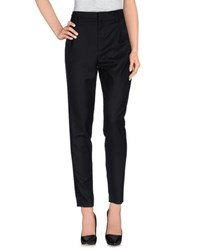 Anthony Vaccarello Trousers Casual Trousers Women Black