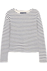 Nlst Breton Striped Knitted Top