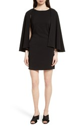 Tracy Reese Women's Cape Shift Dress