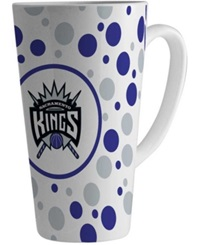 Memory Company Sacramento Kings 16 Oz. Latte Mug Team Color