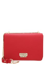 Aigner Lucy Across Body Bag Scarlet Red