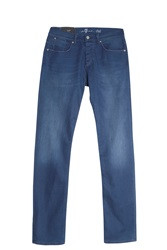 7 For All Mankind Chad Indigo Jeans Blue