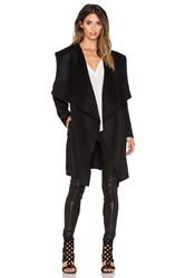 Soia And Kyo Samia Coat Black