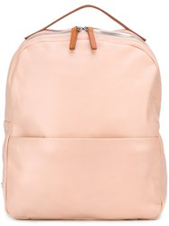 Ally Capellino 'Hadley' Backpack Pink And Purple