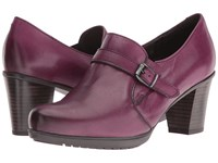 Spring Step Idir Bordeaux High Heels Burgundy