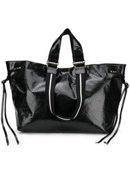 Isabel Marant Big Tote Bag Black