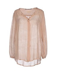 Momoni Momoni Shirts Light Pink