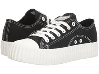 Coolway Britney Black Canvas Women's Shoes