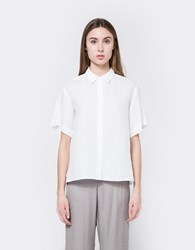Margaret Howell Pj Shirt In White
