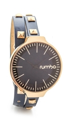 Rumbatime Orchard Double Wrap Watch Midnight Blue