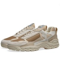 Filling Pieces Low Curve Iceman Mix Running Sneaker Brown