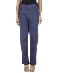 Golden Goose Denim Denim Trousers Women Dark Blue