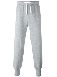 Haus By Ggdb Back Pocket Sweatpants Grey