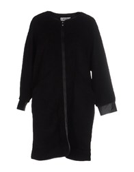 Cycle Coats And Jackets Faux Furs Black
