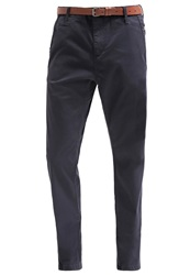 S.Oliver Chinos Midnight Navy Dark Blue