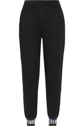 Opening Ceremony Cotton Jersey Track Pants Black