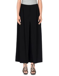 Piazza Sempione Skirts Long Skirts Women Black