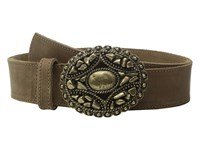 Leather Rock 1647 Rough Brown Women's Belts