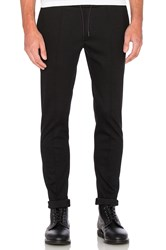 Scotch And Soda Knitted Classic Pant Black