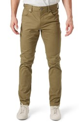7 Diamonds Men's Brushed Twill Five Pocket Pants Chip