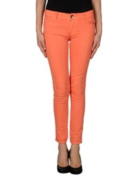 Indian Rose Casual Pants Coral