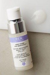Anthropologie Ren Clean Skincare Instant Brighteing Beauty Shot Eye Lift White One Size Makeup
