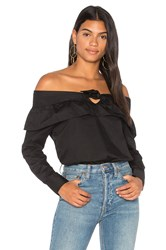The Fifth Label Paper Planes Top Black