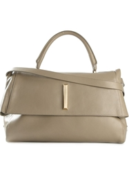Raoul 'Magritte' Tote Bag Nude And Neutrals
