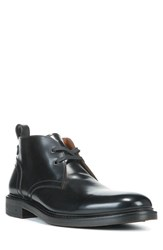 George Brown Bilt Men's 'Fulton' Chukka Boot Black Leather