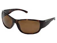 Suncloud Polarized Optics Convoy Tortoise Frame Brown Polarized Polycarbonate Lenses Fashion Sunglasses Multi
